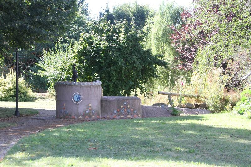 Dorfplatzbrunnen